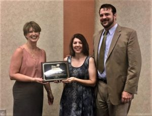 West Columbia Beautification Foundation Presents LaLima Law Firm with Quarterly Appearance Award