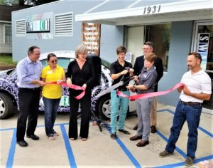 Cayce-West Columbia Chamber holds Ribbon Cutting ceremony for Swatch in Cayce