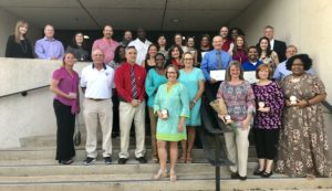 Lexington Two employees recognized with service awards