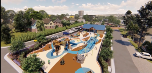 Video released of West Columbia's planned enabling park