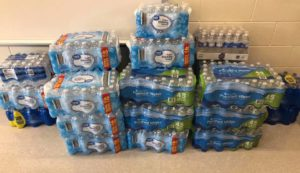 Cayce Elementary collecting water to help S.C. flood victims