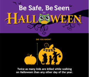 West Columbia Police reminder to put safety first on Halloween
