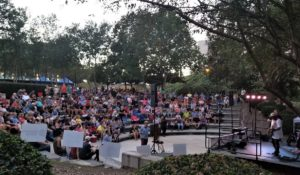 Friday's Rhythm on the River draws largest crowd ever