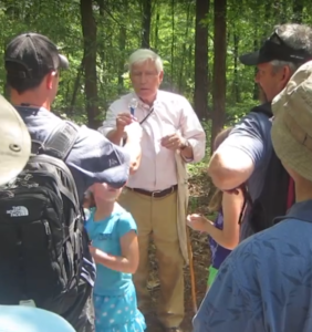Rudy Mancke to host guided nature tour in Cayce, Nov. 3