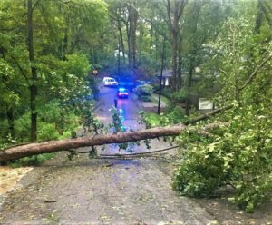 Crews in Lexington, West Columbia and Lexington County respond to storm