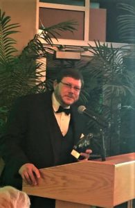West Columbia Public Works Director Jamie Hook is Partner of the Year for Keep the Midlands Beautiful