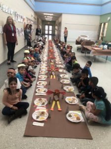 Northside Baptist provides lunch for Riverbank students, SRAA has book parade