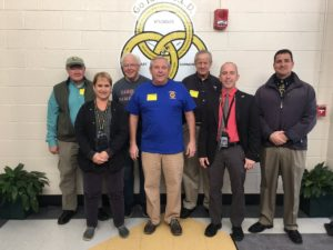 Cayce-West Columbia Lions Club conducts vision screening at Pine Ridge Middle, Riverbank Elementary