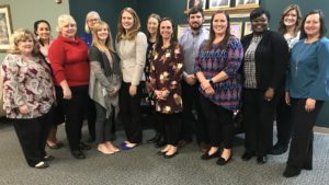 Lexington Two Teachers of the Year honored at reception
