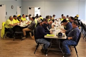West Columbia neighborhood groups show appreciation for city employees with luncheon