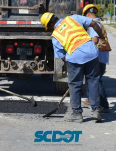 SCDOT launches blitz to fill potholes, asks public to report
