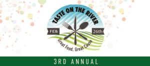 West Columbia Beautification Foundation's Taste on the River is Feb. 26 – With Silent Auction