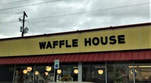 Man charged with DUI after crash into Cayce Waffle House