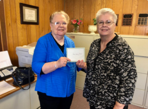 Cayce Cares makes donation to God's Helping Hands