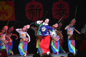 East Point Academy students celebrate Chinese New Year