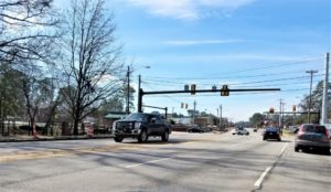 Cayce's Knox-Abbott street-scaping project nearing completion