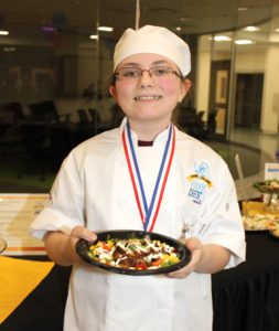 Cayce Elementary's Alexandria Neal-Guetchkov wins Future Chef competition – Other winners listed
