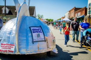 It's time to build your Kinetic Derby Day Parade sculpture – Kinetic Derby Day is April 27