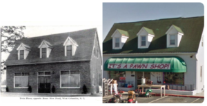 West Columbia Twin Pines – 1948- evolves into Pawn Shop – now