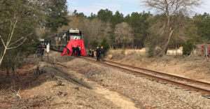 Man hit and killed by train was deaf, coroner identifies