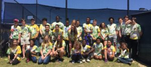 Volunteers strengthen West Columbia schools, and Special Olympics