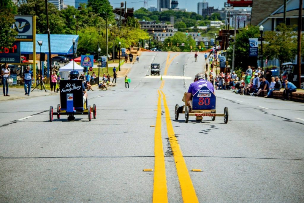 West Columbia's Kinetic Derby Day is Saturday – Here are the details
