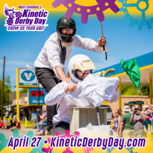 West Columbia's Kinetic Derby Day to Offer Cash Prizes for Parade and Art Car Participants