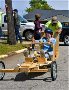 West Columbia's Kinetic Derby Day Test Run this Saturday