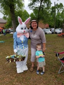 Spring has sprung in Springdale,  with Annual Easter Egg Hunt