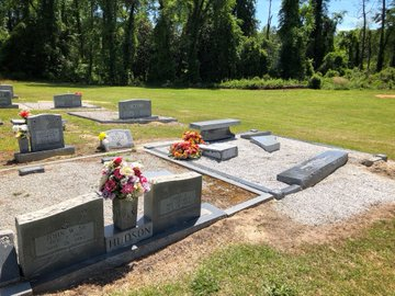 Headstones damaged, say Lexington Police