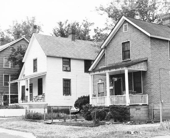 S.C. Department of Archives, History profiles West Columbia Mill Homes