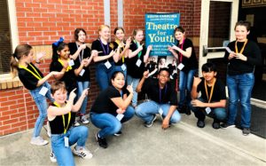 Saluda River Academy For The Arts students earns top honors at the SC Theatre Association