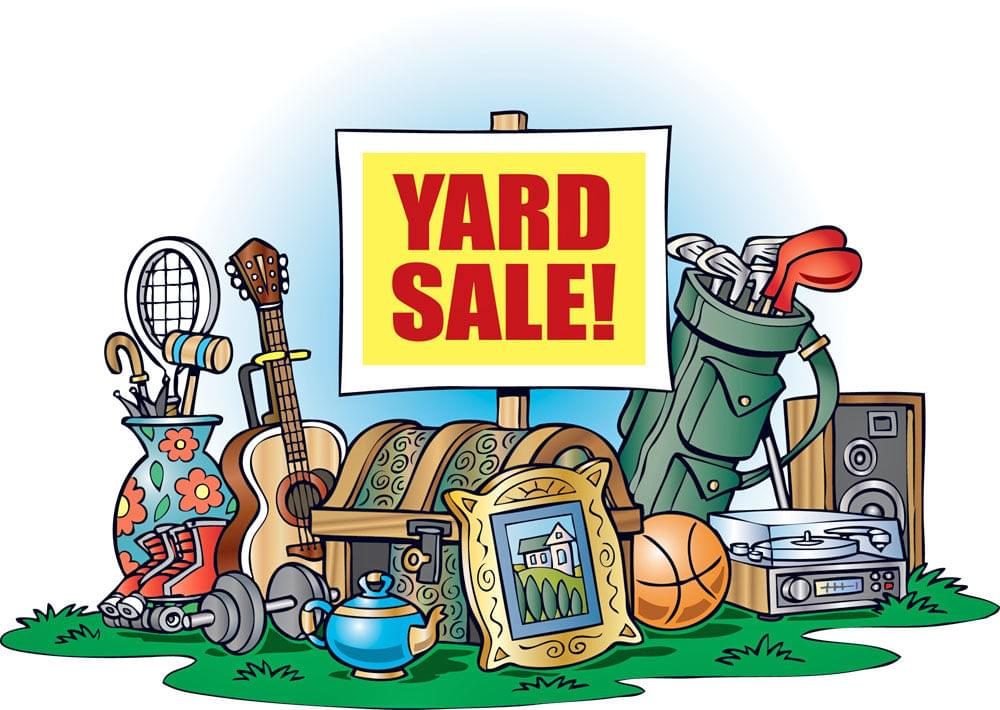 Providence Presbyterian Community Yard Sale is May 11