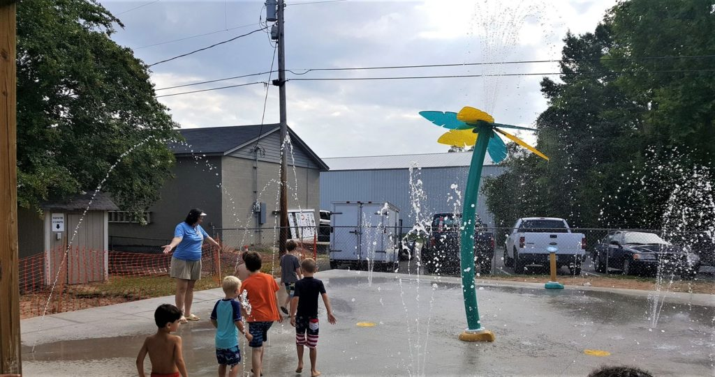 Springdale Splash Pad reopens, Thursday