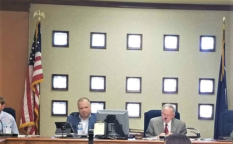 First reading of West Columbia budget passes