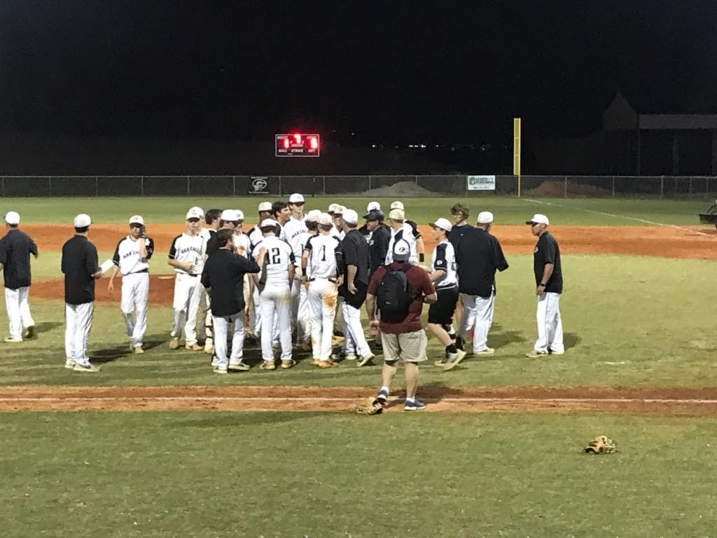 Gray Collegiate gets win in 2A State Baseball Playoffs