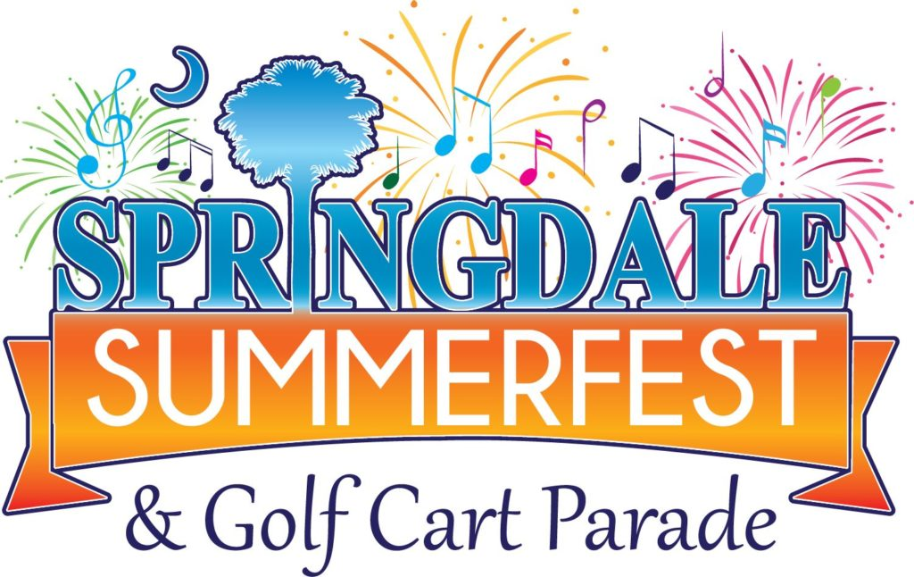 Springdale Summerfest and Golf Cart Parade is June 29