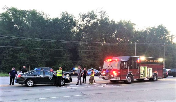 2 killed in car – motorcycle accident in Cayce, Friday