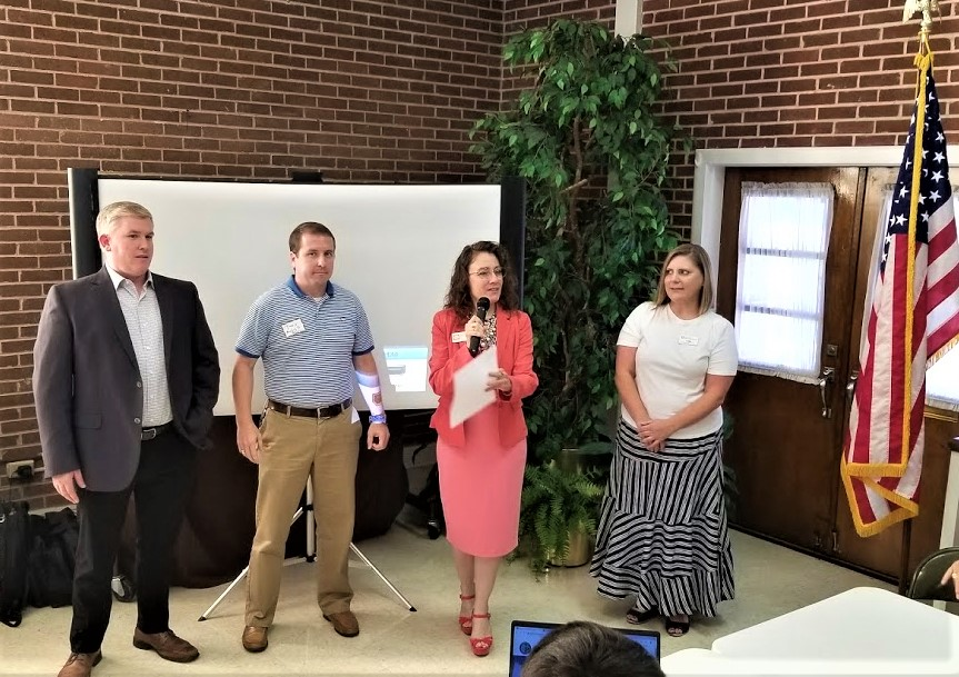 Cayce-West Columbia Chamber introduces 3 new members