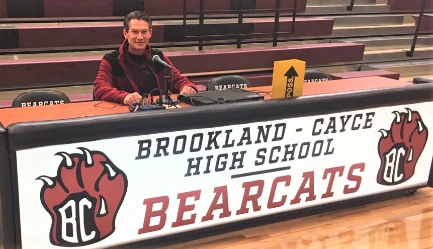Sam Frierson- voice of the  Brookland-Cayce Bearcats -passes away
