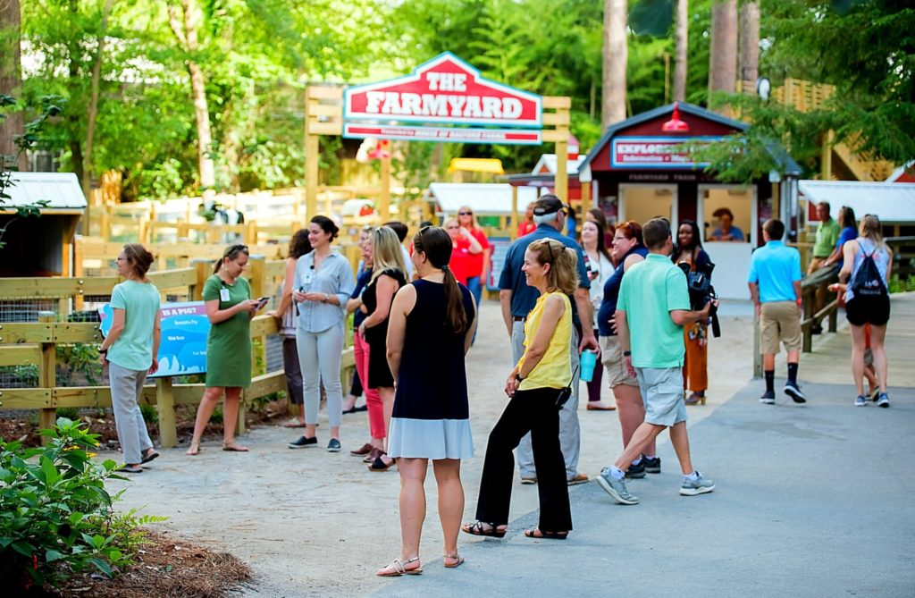 Riverbanks Zoo, House of Raeford celebrate The Farmyard