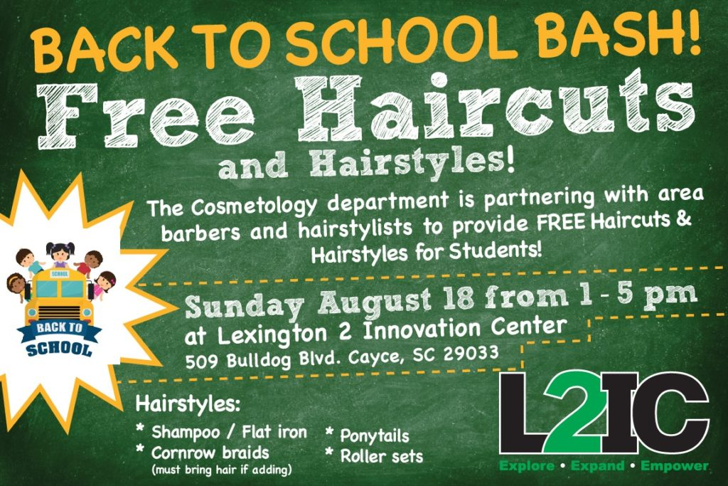 Lex 2 Innovation Center cosmetology department to partner with barbers and stylists for free cuts
