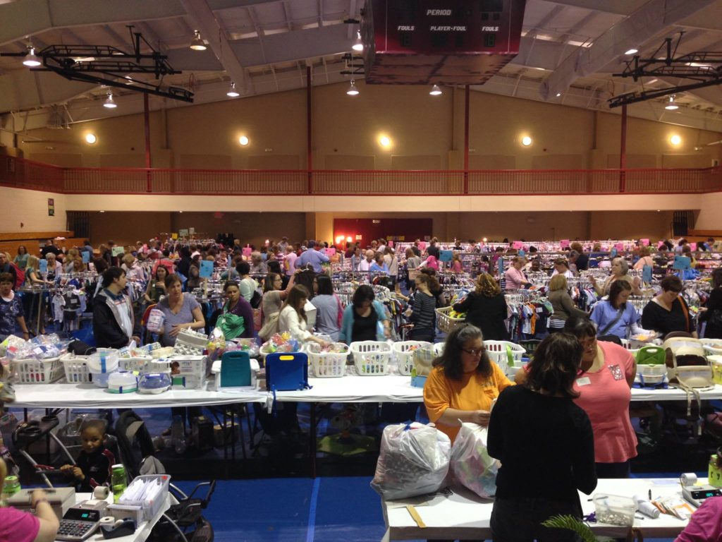 M.O.M. children's consignment sale coming to Brookland Baptist
