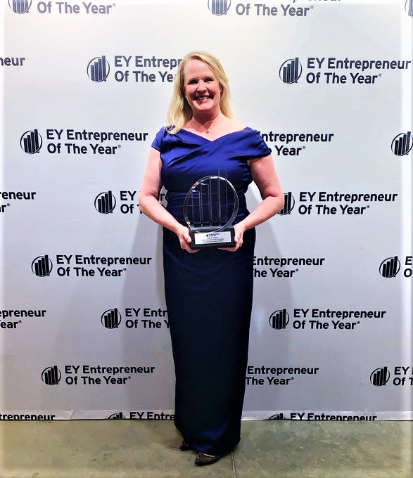 Nephron Pharmaceuticals President – CEO Lou Kennedy honored as Health Care Entrepreneur of the Year