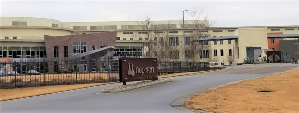 Nephron Pharmaceuticals signs up more than 650 teachers to work in auxiliary role