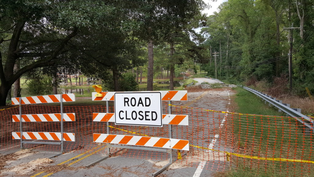 Repair of Springdale's flood-damaged Wilton Road to begin in the fall