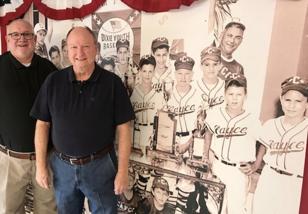 Exhibit of 1964 Cayce DYB Little League World Series Champions opens Friday