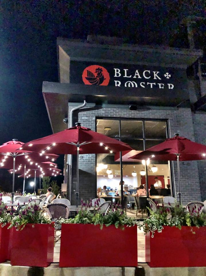 Black Rooster opens to the public at 5 p.m. Tuesday