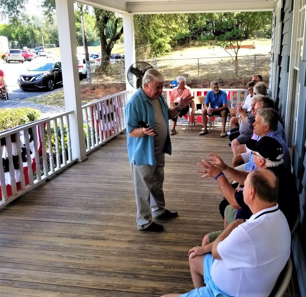 Cayce honors 1964 Dixie Youth Baseball World Series