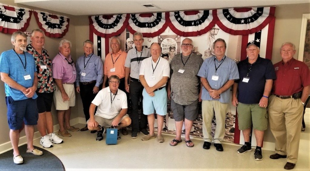 Cayce honors 1964 Dixie Youth Baseball World Series Championship team